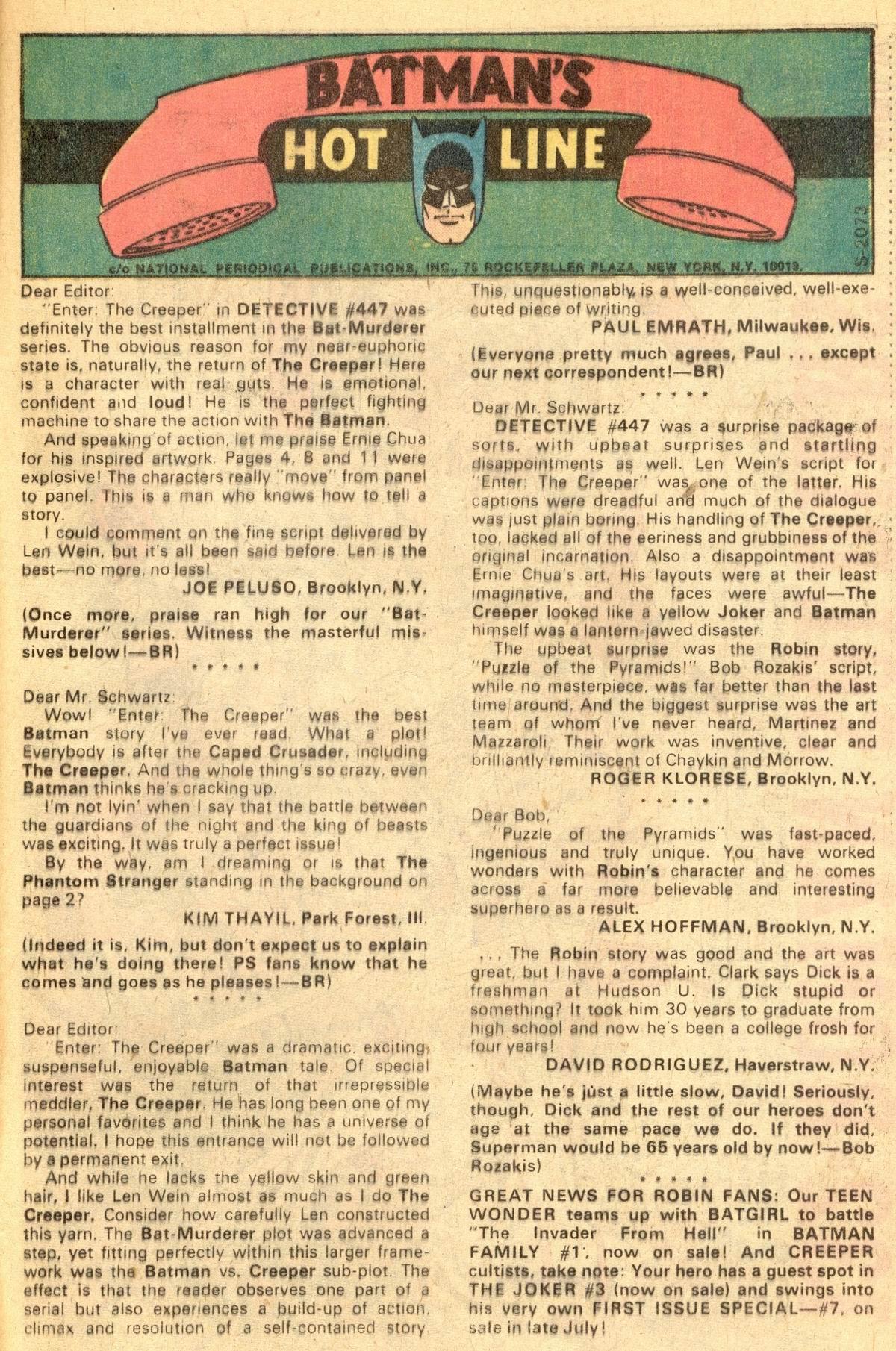 Detective Comics (1937) 451 Page 32