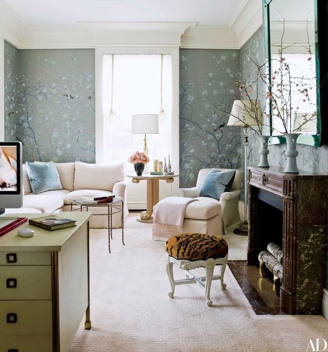 Desain Interior Wallpaper Rumah Minimalis