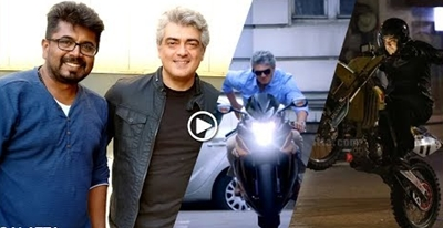 Thala Ajith's speed was too much for the camera – Vivegam