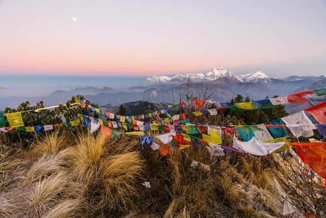 Ghorepani Poon Hill Sunrise Trekking