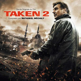 Taken 2 Sång - Taken 2 Musik - Taken 2 Soundtrack - Taken 2 Score