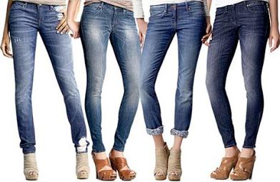 Celana Jeans Classic Cut