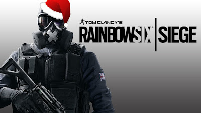 אירוע חג המולד של Rainbow Six Siege נחשף