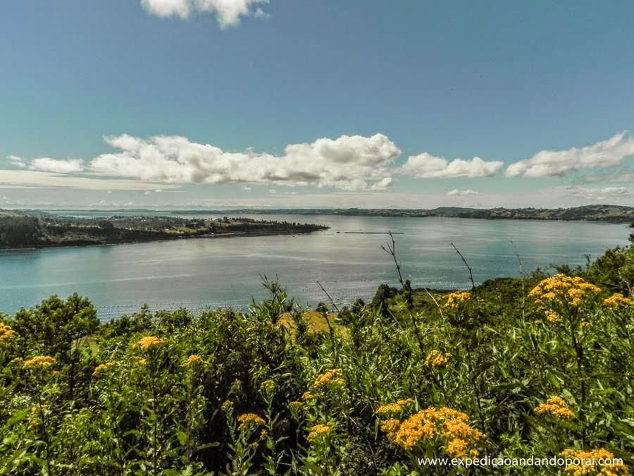 Fortin Tauco, Ilha de Chiloé