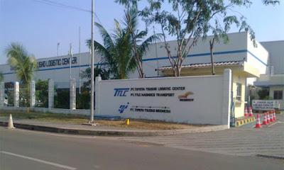 Lowongan Kerja Jobs : Driver Truck (Wing Box), Admin Magang Operational Min SMA SMK D3 S1 PT TTLC Nasmoco Transport Membutuhkan Tenaga Baru Seluruh Indonesia