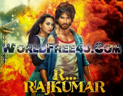 Poster Of Hindi Movie R… Rajkumar 2013 Full HD Movie Free Download 720P Watch Online