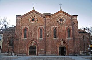 incoronata neoromanico milano chiese doppie garibaldi