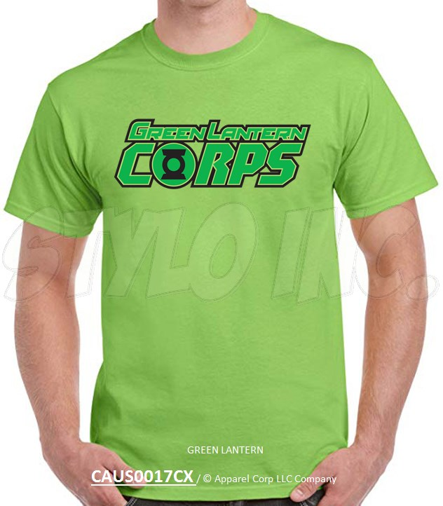 CAUS0017CX GREEN LANTERN