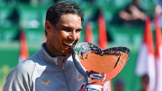 Rafa Nadal wins Monte Carlo title once again