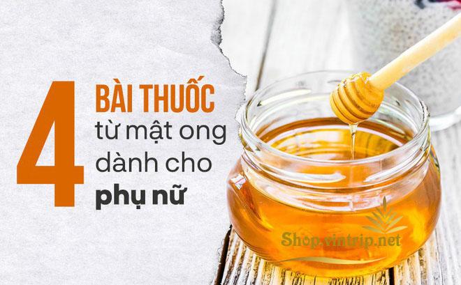 [Bài thuốc quý] 4 cách chữa bệnh đơn giản mà hiệu quả bằng mật ong, mọi phụ nữ đều cần - Ảnh 2.