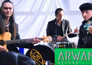 lagu romantis milik band arwana