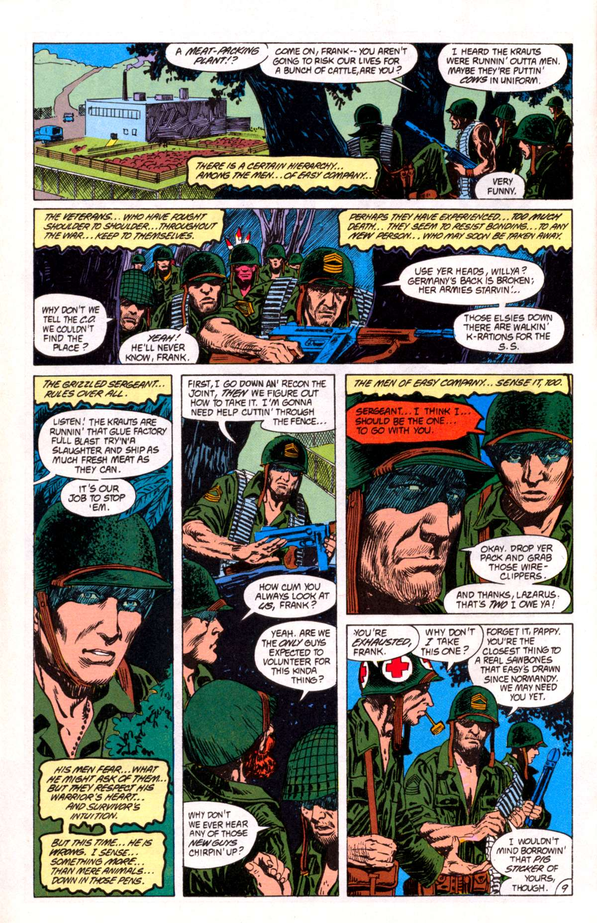 Swamp Thing (1982) Issue #82 #90 - English 10