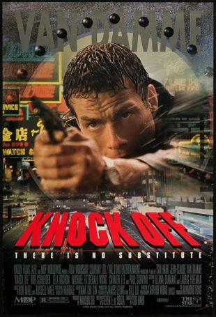 Knock Off 1998 BRRip 720p Dual Audio In Hindi English