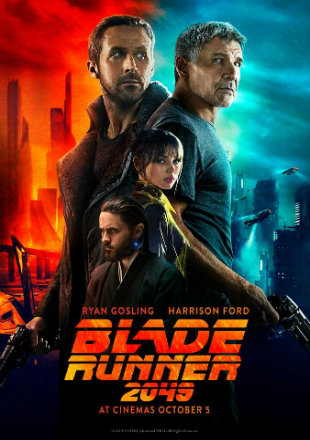 Blade Runner 2049 2017 WEB-DL 450MB Full English Movie Download 480p Watch Online Free bolly4u