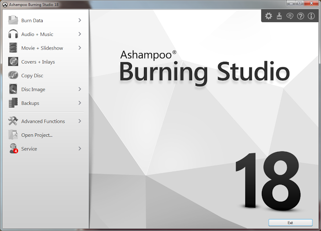 ashampoo burning studio 19 crack - license key 2018