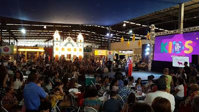 Banda Labaredas é a principal atração da Festa do Comércio do Polo Caruaru