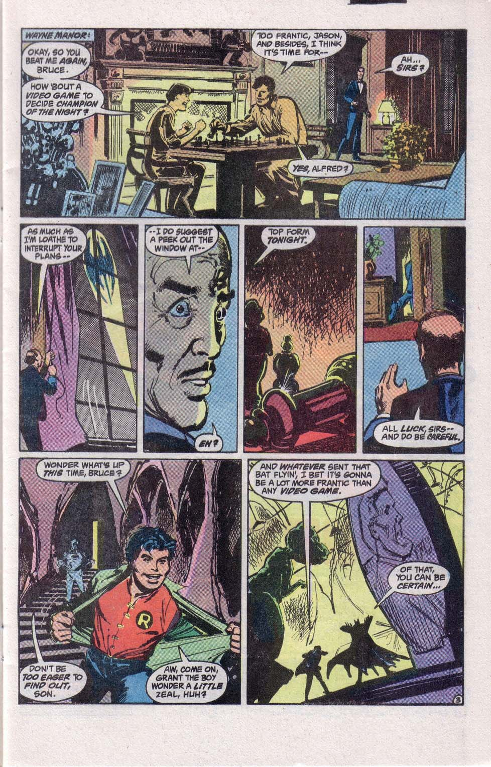 Detective Comics (1937) 554 Page 3