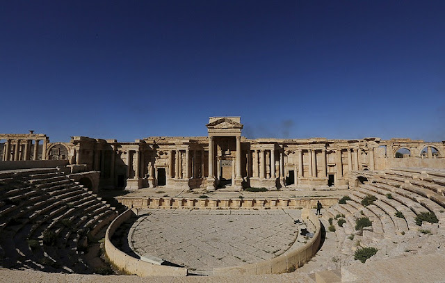 Russian archaeologists eyeing excavations in Palmyra after restoration of Tadmor