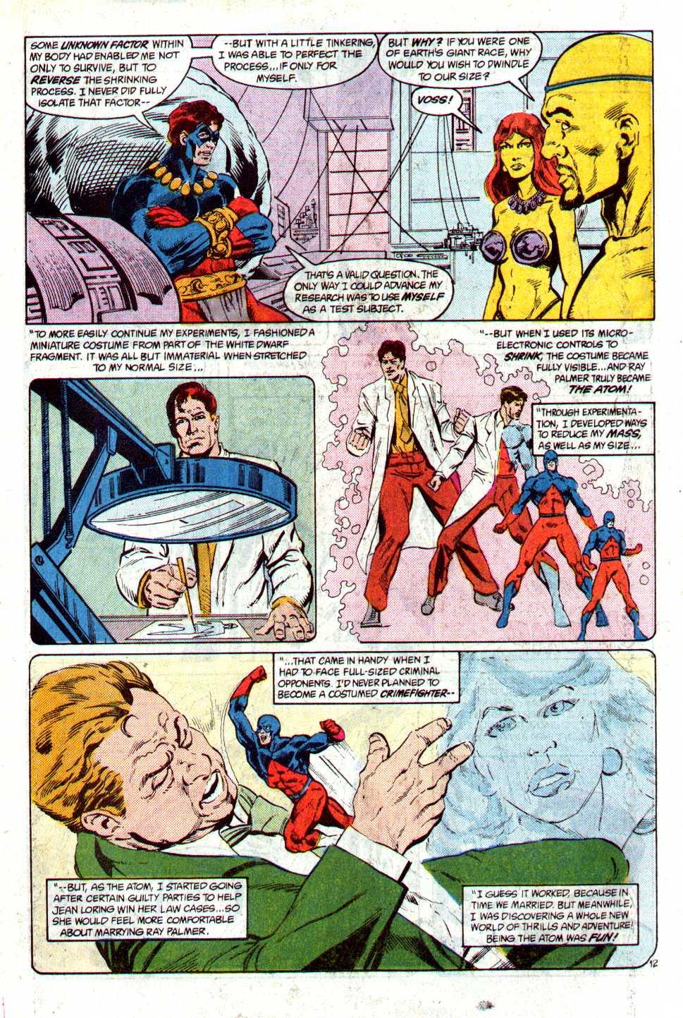 Read online Secret Origins (1986) comic -  Issue #29 - 14