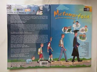 Buku Metamorfosa, Kisah Inspiratif Mahasiswa Bidikmisi IPB
