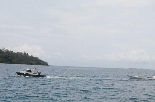 Polsek Pasimasunggu Amankan Jolloro Dan Kompressor, Diduga Digunakan Untuk Kegiatan Illegal Fishing