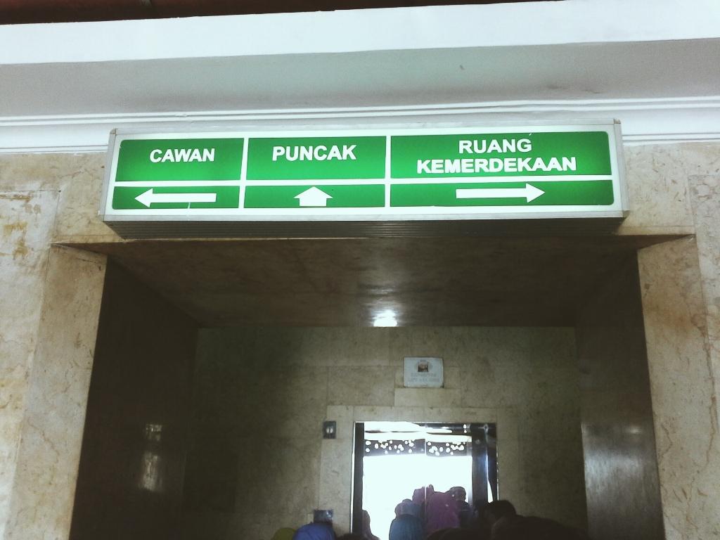 Iqbal Fauzan 4 Area Yang Wajib Dikunjungi Di Monas