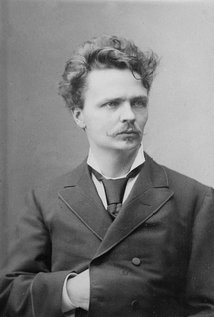 August Strindberg. Director of Miss Julie