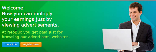 Bisnis Online PTC Neobux