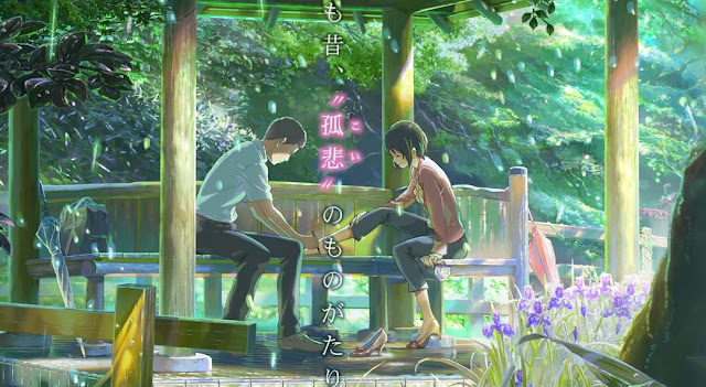 Kotonoha no Niwa Movie Subtitle Indonesia