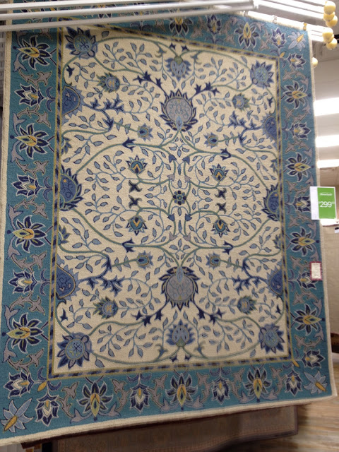 This Rug Was Charming However Not As The Incredible Ikat That I