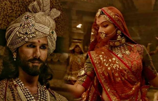 Shahid-Kapoor-Padmavati-Ghoomar-Deepika-Padukone
