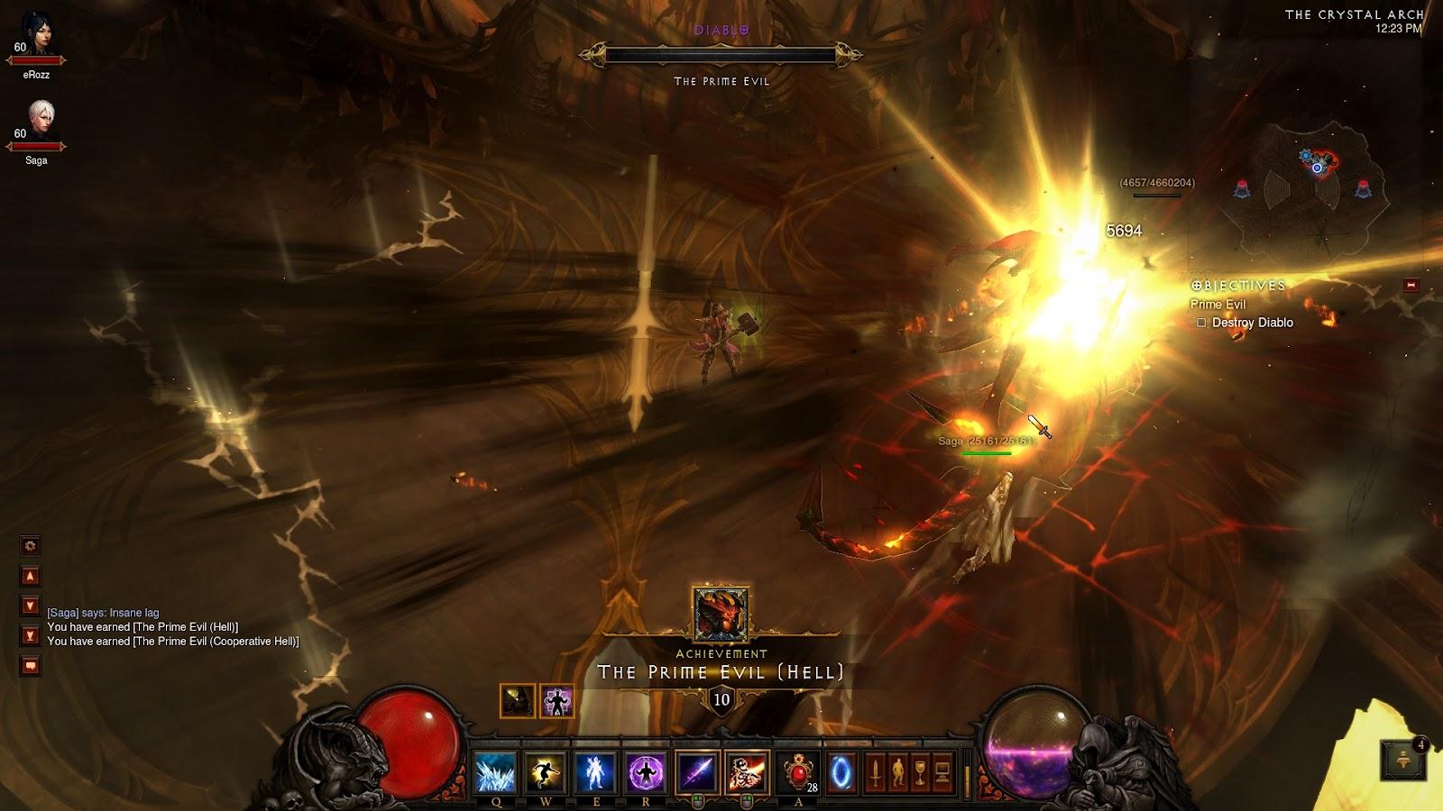 Diablo 3 Arue