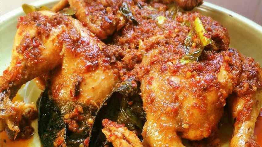 Resep Ayam Bakar Praktis Cukup Pakai Teflon Saja Bund dan Gurihnya Bikin Pingin Makan Terussss
