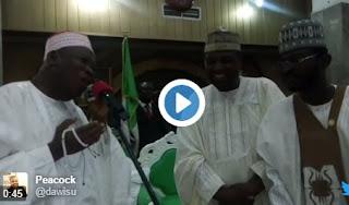 Ailing President Buhari Speaks At Last In A Released Video
