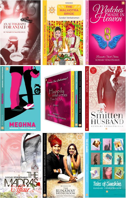 Books by Sundari Venkatraman
