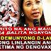MGA D-MUNYONG D-LAWAN GUSTONG LINLANGIN ANG MGA KAWAWANG BIKTIMA NG DENGVAXIA!