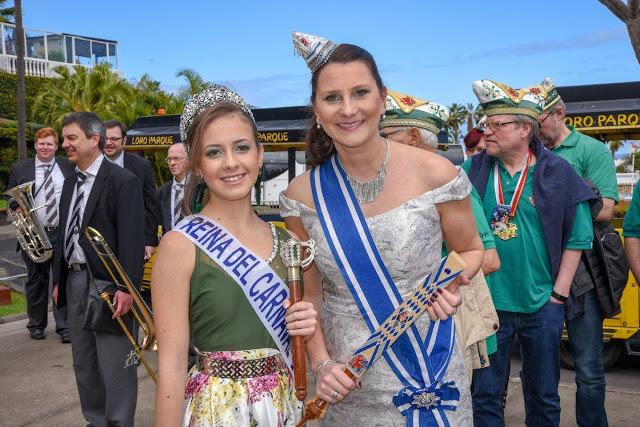 Reina Adulta del Carnaval Internacional de Puerto de La Cruz