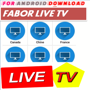 Download Android FaborIPTVPro LITE IPTV Television Apk -Watch Free Live Cable TV Channel-Android Update LiveTV Apk  Android APK Premium Cable Tv,Sports Channel,Movies Channel On Android.
