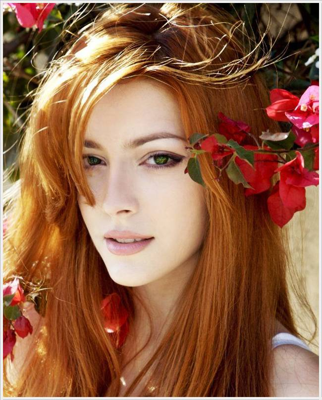 Gorgeous Redhead Beauties Girls