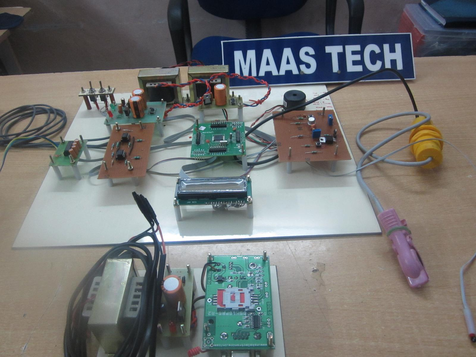 MINI PROJECTS FOR ENGINEERING STUDENTS -ELECTRONICS MINI PROJECTS ...