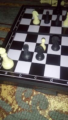 فوائد لعبة الشطرنج للأطفال تجربة شخصية