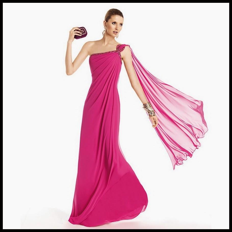 Vestidos a la moda de colores – Moda Española moderna