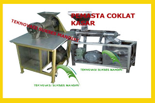 mesin pemasta kakao