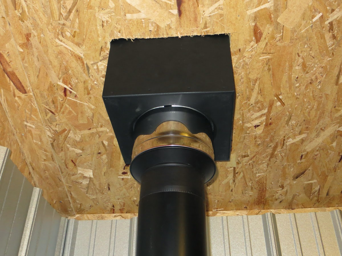 Maitri Homestead Morso 1410 Wood Stove Install Amp First