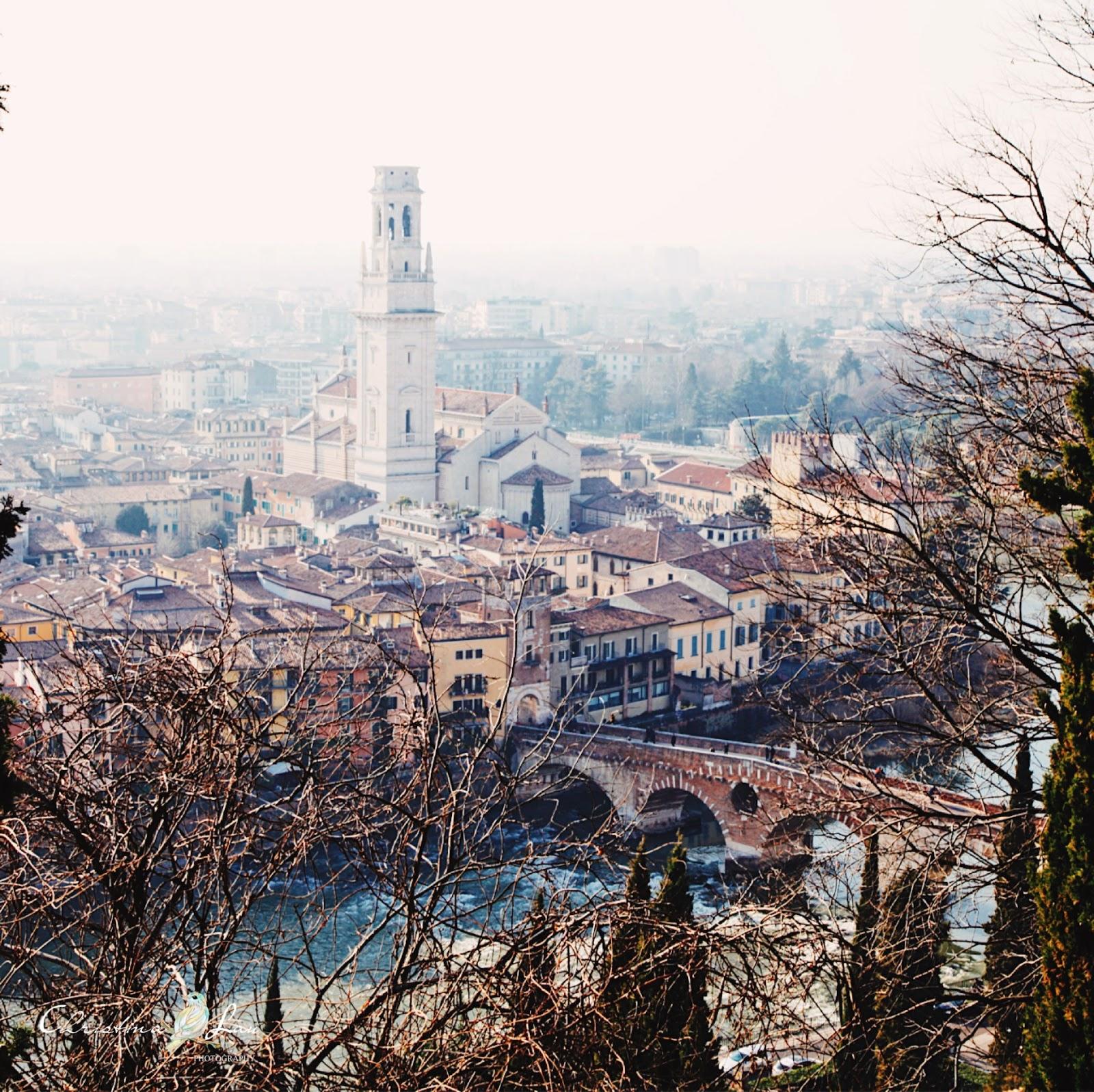 ■ 一個人慢走古城維羅納.探訪茱麗葉之家 [意大利]
