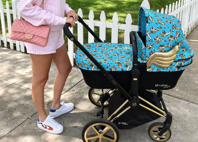 carrito bebé chiara ferragni