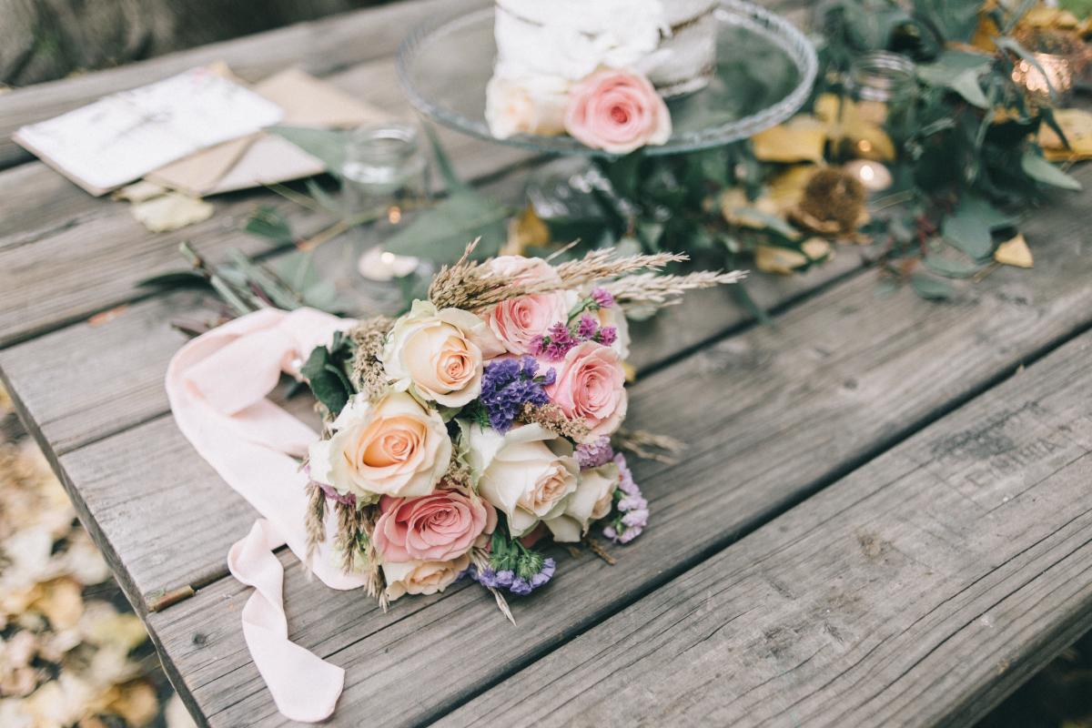 Decoración floral para bodas. Mis Secretos de Boda Events. Almería