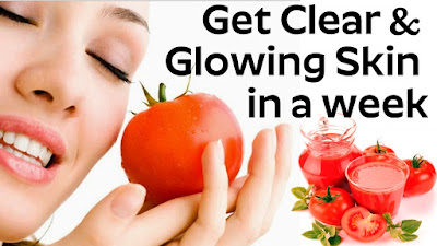 manfaat tomat untuk wajah