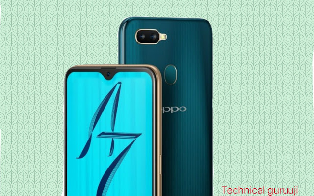 Oppo A7 with dewdrop notch, 4230 mAh battery,Oppo A7 with dewdrop notch display specifications