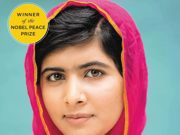 Giveaway: I am Malala book.  #WithMalala